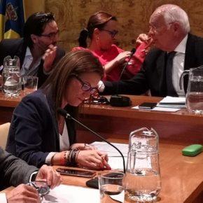 Ciudadanos propone, que el parque de la Casa Rosa lleve el nombre de Camilo Sesto