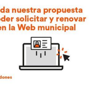 Por iniciativa de Ciudadanos el DNI se podrá tramitar en Torrelodones el 25 de septiembre