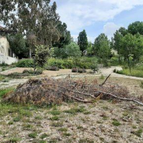 Ciudadanos (Cs) Torrelodones reclama un mayor mantenimiento de los parques y zonas verdes del municipio